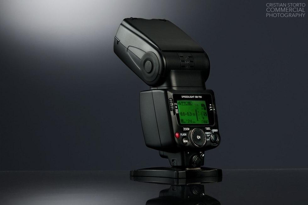 Product Photography - Nikon SB700